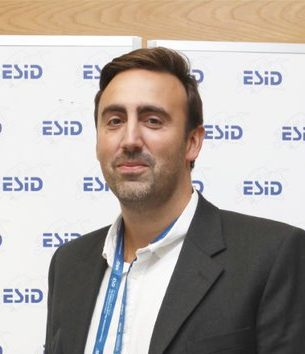 João Farela Neves - ESID Chairperson WP PID Care in Development (2018-2022)