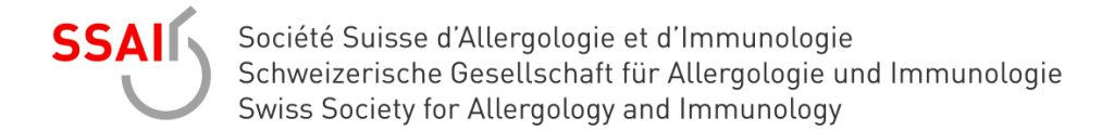 Swiss Society for Allergology and Immunology Banner